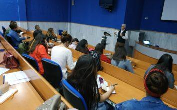 Las instalaciones de Vegacañada (Grupo Agroponiente) reciben la visita de un grupo de alumnos de Gestión Administrativa del IES Campos de Níjar