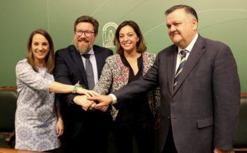 Un centro de innovación para acelerar la digitalización del sector agroalimentario andaluz