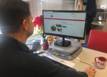 CASI Lanza su tienda online de productos frescos
