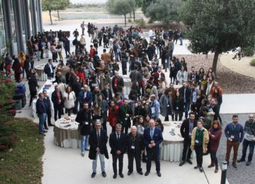 Más de 300 jóvenes investigadores en agroalimentación se encuentran en la UAL