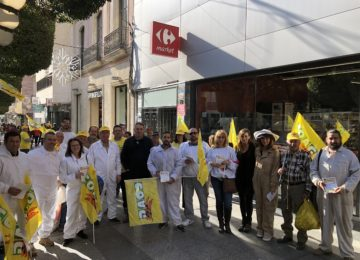 Los apicultores piden un precio digno por su miel y una etiqueta clara para el consumidor