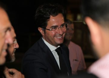 El alcalde de El  Ejido respalda un 'Pacto Nacional por el Agua' para garantizar los trasvases y el futuro del sector agrícola