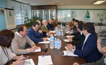 Asaja marca las prioridades del campo al líder andaluz del PP