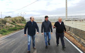 Mejorada una nueva conexión agraria en El Ejido