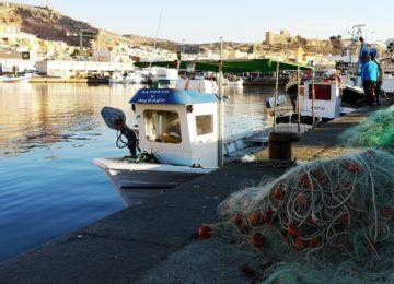 El Puerto de Almería acondicionará el fondeadero pesquero para mejorar la comercialización