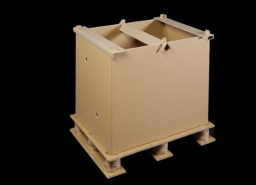 Alpesa presenta al mercado hortícola europeo su sistema, Úpalet box