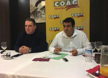 Coag considera un acierto el nombramiento de Crespo como consejera de Agricultura