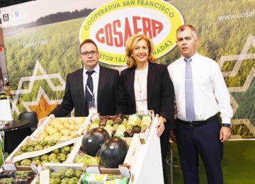 Cosafra mostrará en Berlín la calidad de su oferta en hortícolas, con el espárrago como estandarte