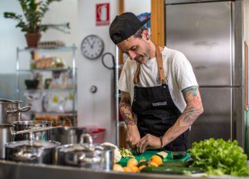 El chef Juan Llorca, apasionado de alimentación infantil,  nuevo fichaje para 'El Innovadero'