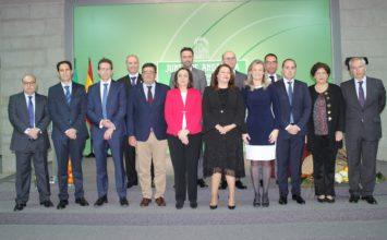 Crespo preside la toma de posesión de los altos cargos y delegados territoriales de la Consejería