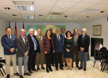 Carmen Crespo impulsa el diálogo con las Organizaciones Profesionales Agrarias