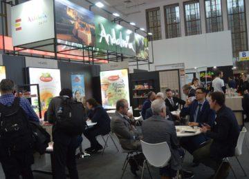 Almería viaja a Berlín con el objetivo de planificar ya la próxima campaña agrícola