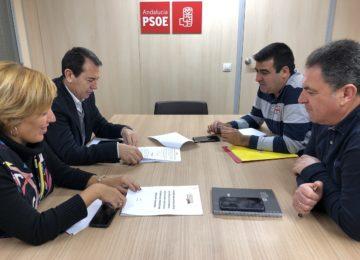 Coag traslada Sonia Ferrer  y Pérez Navas la propuesta de rebaja fiscal para 2018