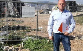 Ciudadanos alerta de que la falta de una planta de acopio de residuos plásticos en Adra