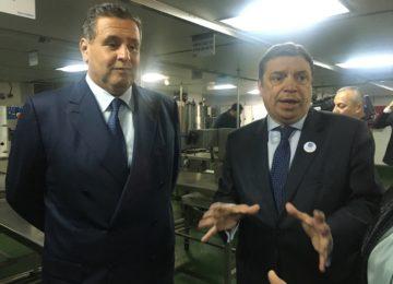Luis Planas subraya el espíritu de entendimiento y cooperación entre España y Marruecos en materia de pesca