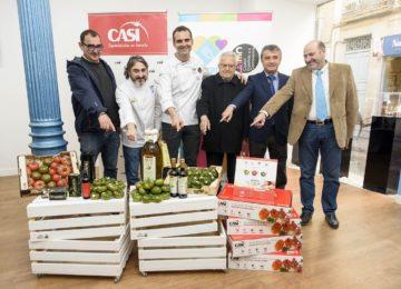 La Capitalidad rinde homenaje al alma de la gastronomía almeriense como es el tomate