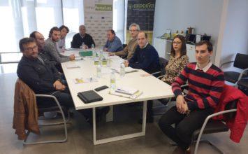 El grupo operativo Interpanel avanza en la armonización de panales de cata de aceite de oliva