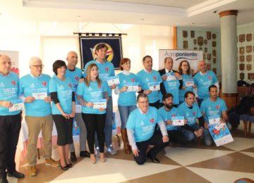 Grupo Agroponiente colabora en la 'Carrera Azul por el Autismo', patrocinada por Fashion