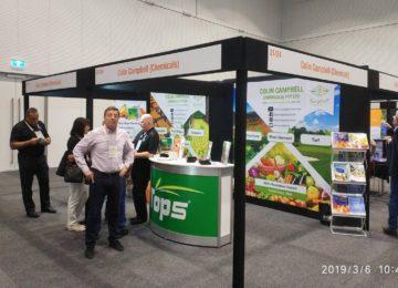 Citrosol expone en Australia su tecnología poscosecha
