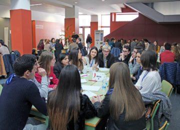 Jóvenes muestran su talento a once empresas punteras de biotecnología