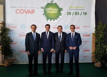 Luis Planas destaca el modelo empresarial cooperativo como eje vertebrador del mundo rural