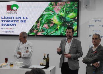 """Grupo Agroponiente hace un """"magnífico balance"""" de la segunda campaña de la línea de Tomate Verde y Raf"""