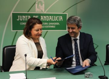"""La Junta firma un protocolo con la Federación Andaluza de Caza para la """"defensa y el impulso"""" del sector cinegético"""