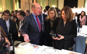Carmen Crespo apluade la unión de las Denominaciones de Origen para promocionar el vino andaluz