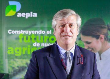 Manuel Melgarejo, nuevo presidente de Aepla