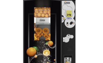 Nuevas máquinas saludables e inteligentes para el consumo de zumo