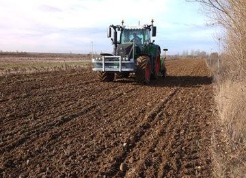 La Renta Agraria en 2019 se sitúa 26.179,6 millones de euros, inferior en un 8,6 % a 2018