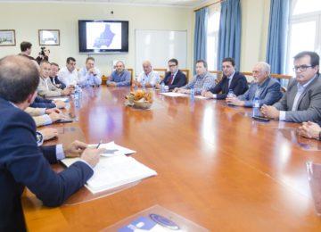 """La Mesa del Agua """"aportará propuestas"""" al Pacto Provincial presentado por la Diputación"""