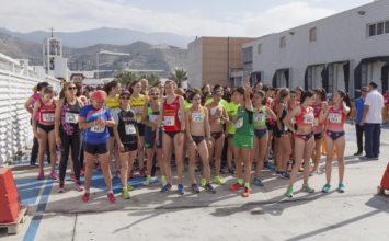 Veinte Escuelas de Atletismo y cientos de deportistas participarán este domingo en el 25 aniversario de la Carrera de La Palma