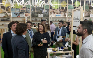 Un total de 123 empresas ecológicas andaluzas han participado en Organic Food Iberia