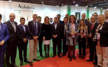 Andalucía promociona la excelencia de sus productos en Galicia