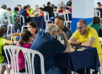 Gran éxito del 26º Open de Ajedrez de Cooperativa La Palma