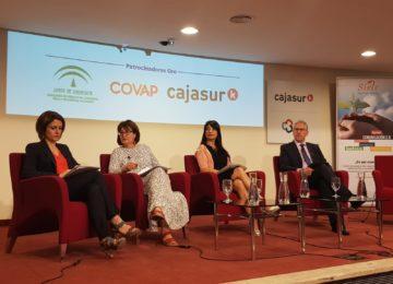 La jornada 'MujerAgro' se ha celebrado en Córdoba bajo el lema 'Más que igualdad'