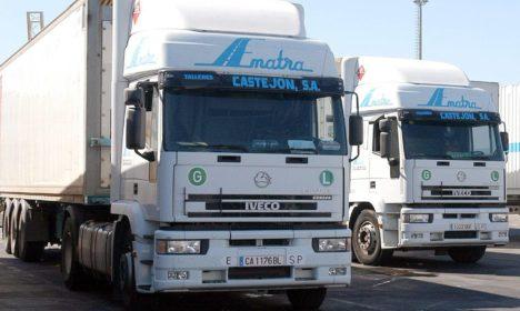 Carmen Crespo reclama al Gobierno que garantice la libre circulación de mercancías a través de las carreteras españolas