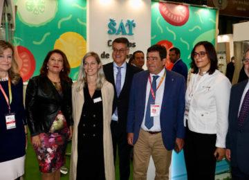 SAT Campos de Granada presenta sus últimas innovaciones agrícolas en Fruit Attraction 2019