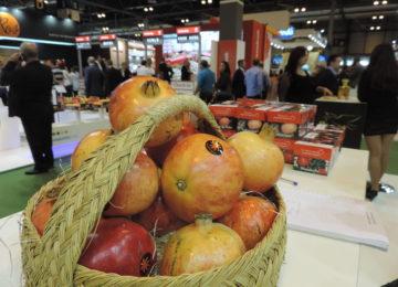 Mañana es el Día de Granada en la gran feria Fruit Attraction