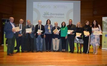 Cooperativas Agro-alimentarias de Granada celebra una Jornada sobre Suelo y apadrina los Premios Zerosión 2018