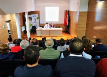 Ponentes de primera línea se dan cita entorno al AGUA en el Norte de Granada, de la mano de AGAPRO y CAJAMAR