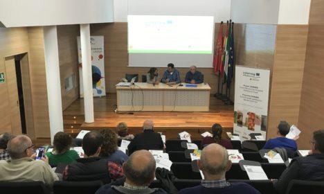 Los productores agroalimentarios del Altiplano aprenden de CINNGRA sobre la cadena de distribución en corto