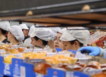 Las exportaciones agroalimentarias crecen un 5% hasta octubre más que en 2018