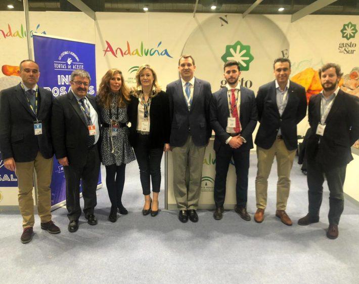 Agricultura promociona los productos y la gastronomía andaluza en Madrid Fusión con la marca 'Gusto del Sur'