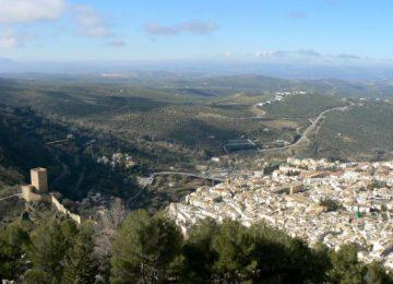 Crespo anuncia una inversión de más de ocho millones en actuaciones ligadas al Parque Natural de Cazorla y la provincia