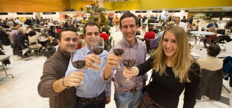 La Muestra de Vinos de IDEAL regresa del 1 al 4 de diciembre