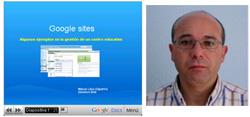 Manuel López ofrece en su blog un manual para Google Sites