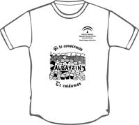 Camiseta diseñada para los participantes