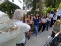Grupo del IES Hurtado de Mendoza
